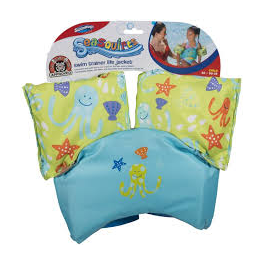 SEA SQUIRTS SWIM TRAINER LIFE JACKET