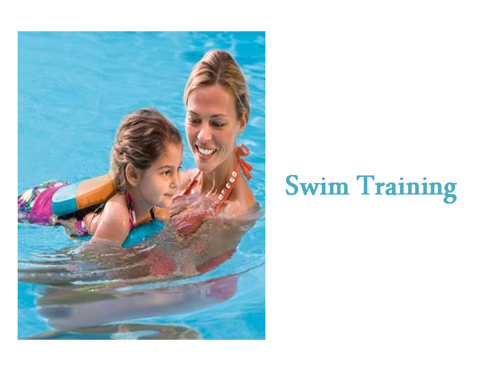 SWIM TRAINING FOR KIDS