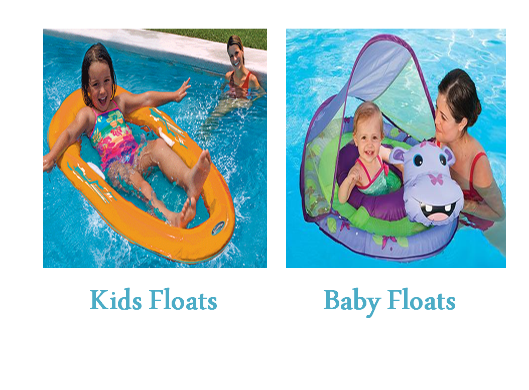 KIDS' FLOATS
