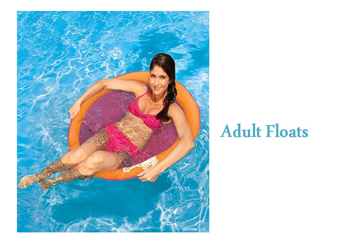 ADULT FLOATS